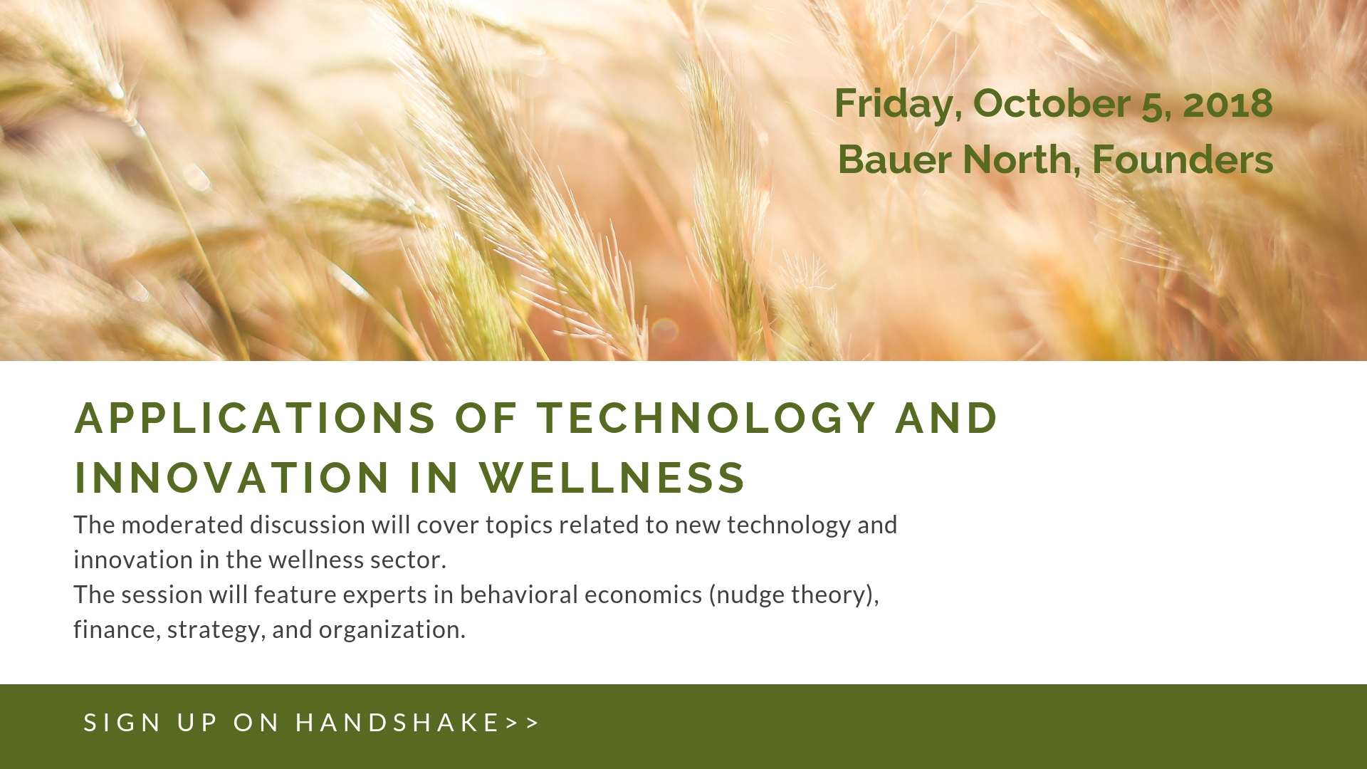 applications of technology innovation in wellness