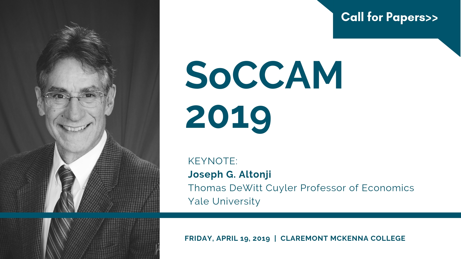 SoCCAM – REGISTER NOW