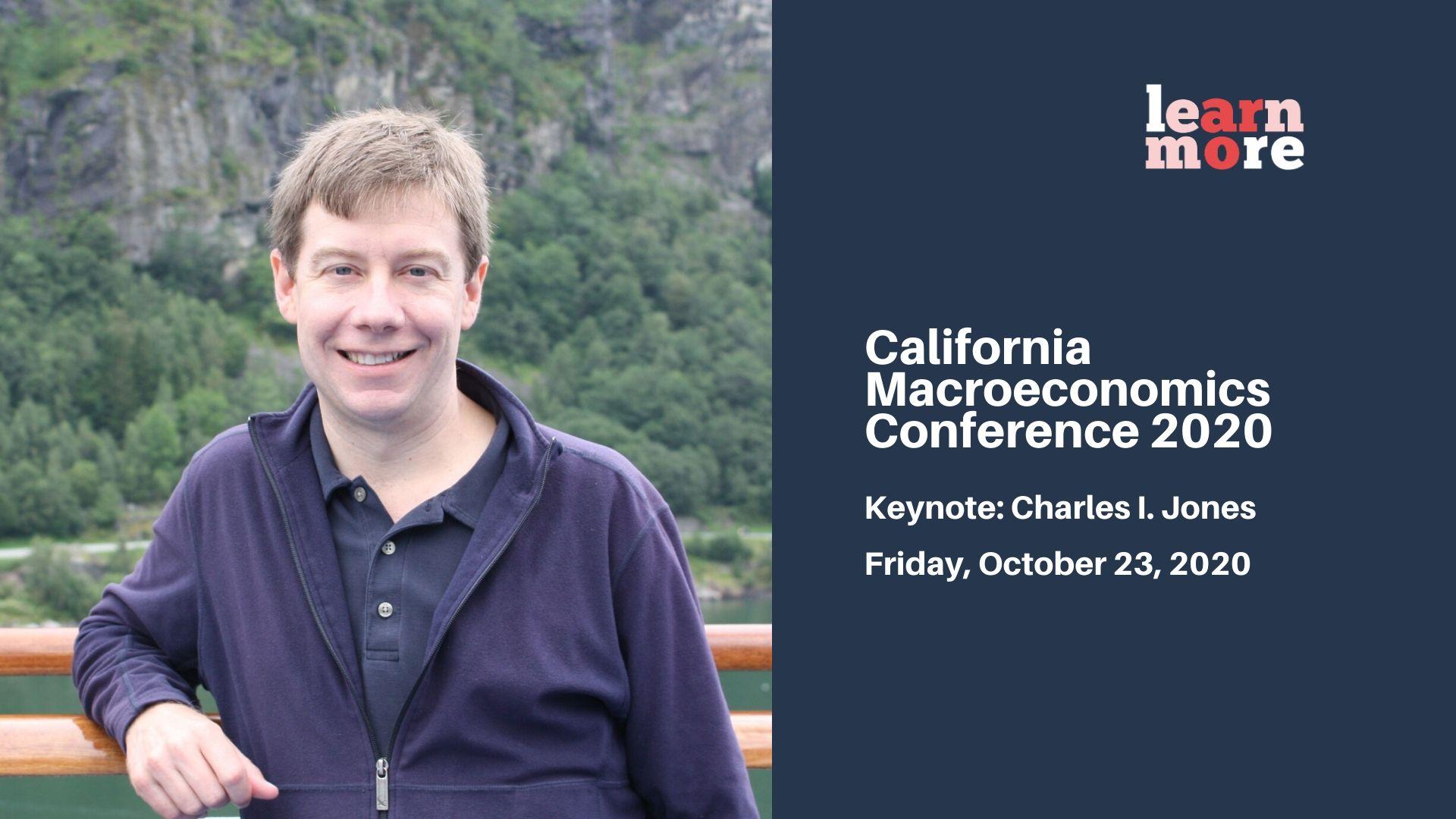 California Macroeconomics Conference 2020