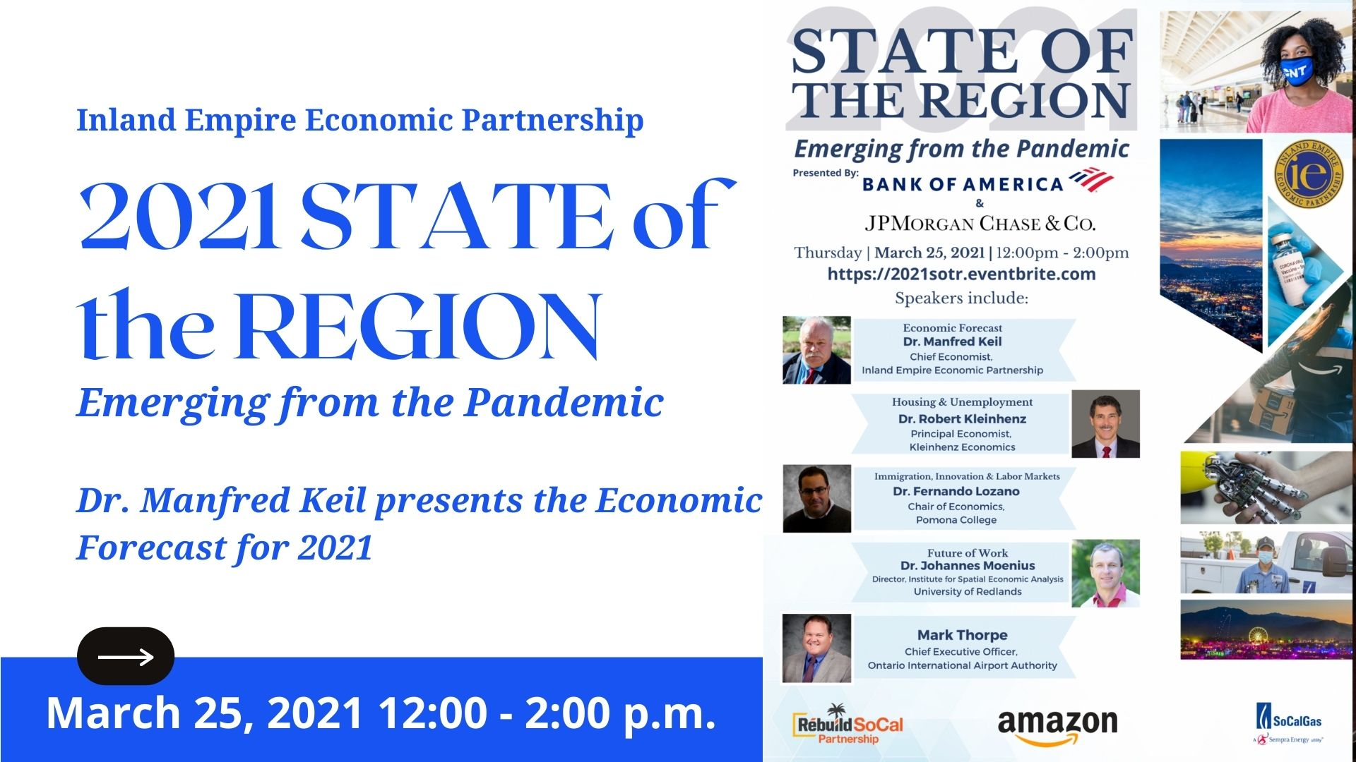 2021 STATE of the REGION